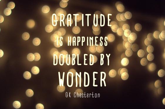 The secret ingredient of gratitude